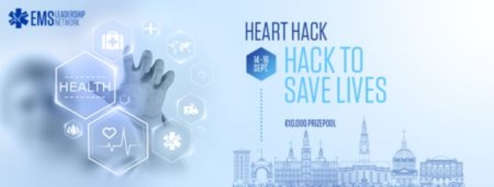 EMS Heart Hack - Hack to save lives