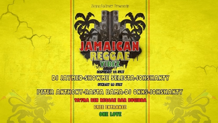 ☆☆☆Jamaican Reggae Vibez☆☆☆
