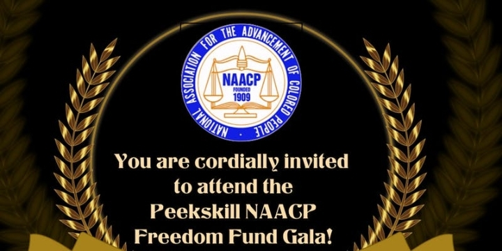 Peekskill NAACP Freedom Fund Gala and Awards