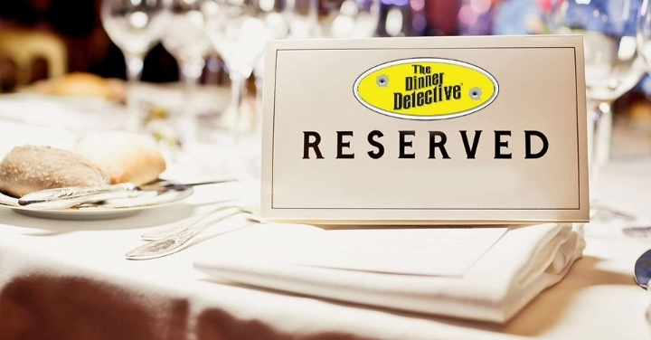 Comedy Murder Mystery Dinner Show