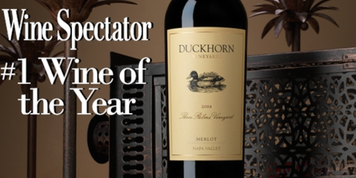Duckhorn Vineyards Wine Tasting Dinner at Kap