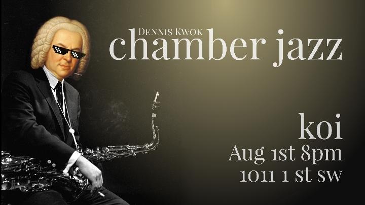 Chamber Jazz at Koi