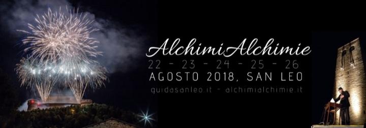 AlchimiAlchimie 2018 - San Leo