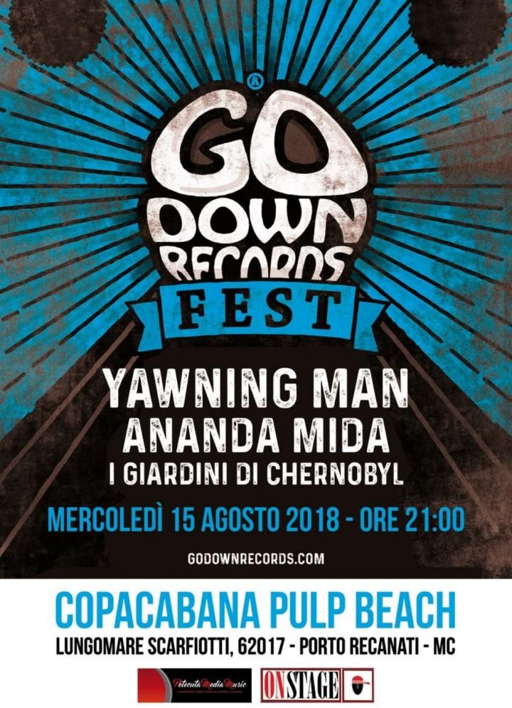 Go Down Records, ONSTAGE, Petecuta Media Musi
