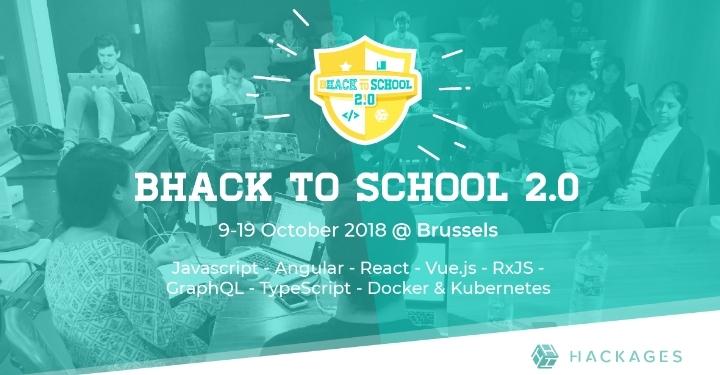bHack to School HackCamp - React for beginner