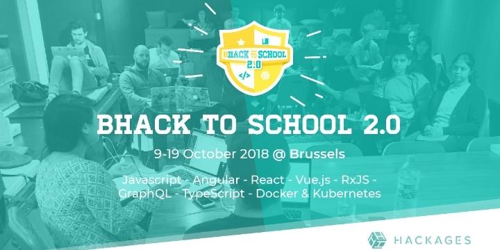 bHack to School HackCamp - Vue.js