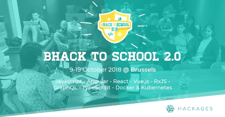 bHack to School HackCamp - Angular