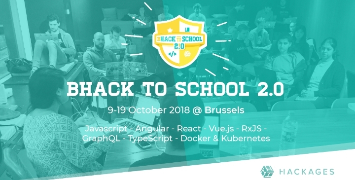 bHack to School HackDay - Advanced React