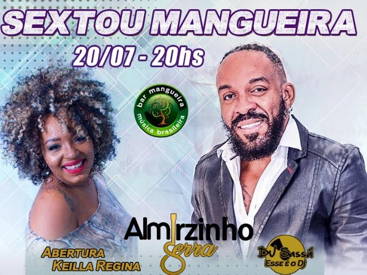 Sextou Mangueira - Almirzinho Serra