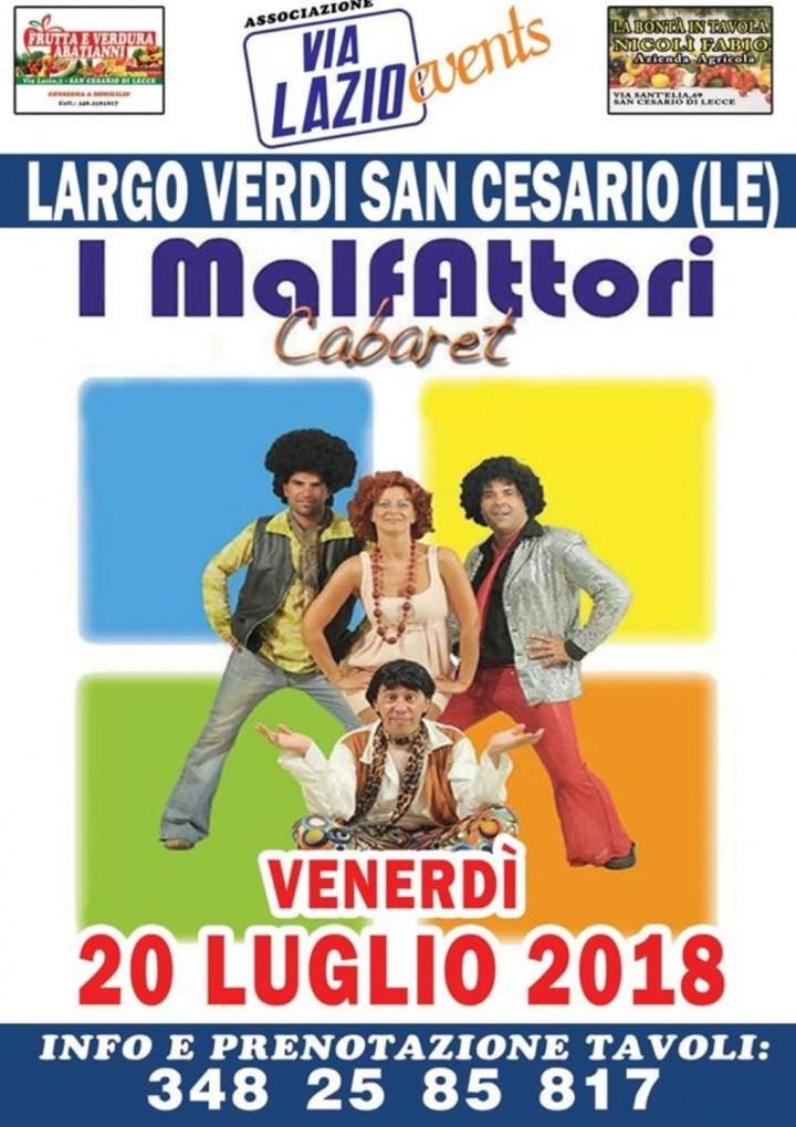 I Malfattori a San Cesario di Lecce
