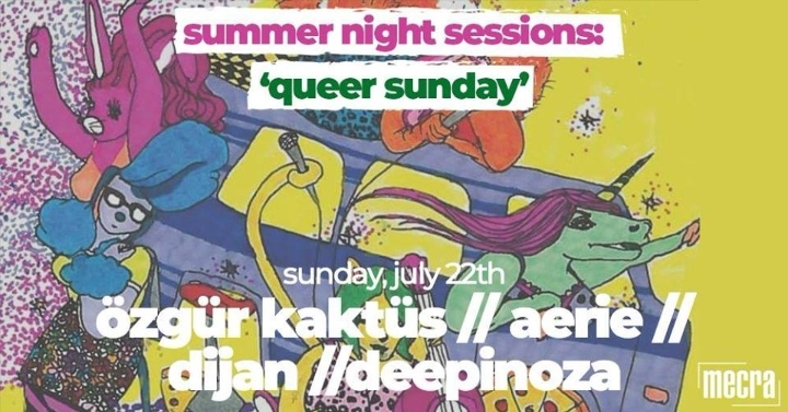 Summer Night Sessions: Queer Sunday