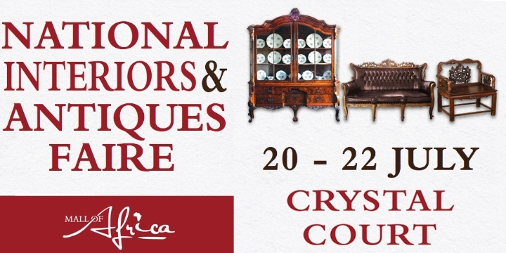 National Antique Fair Mall Of Africa