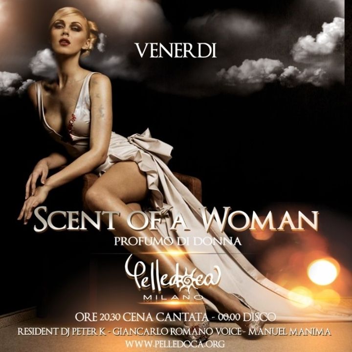Scent of a Woman Nightlife in Milan
