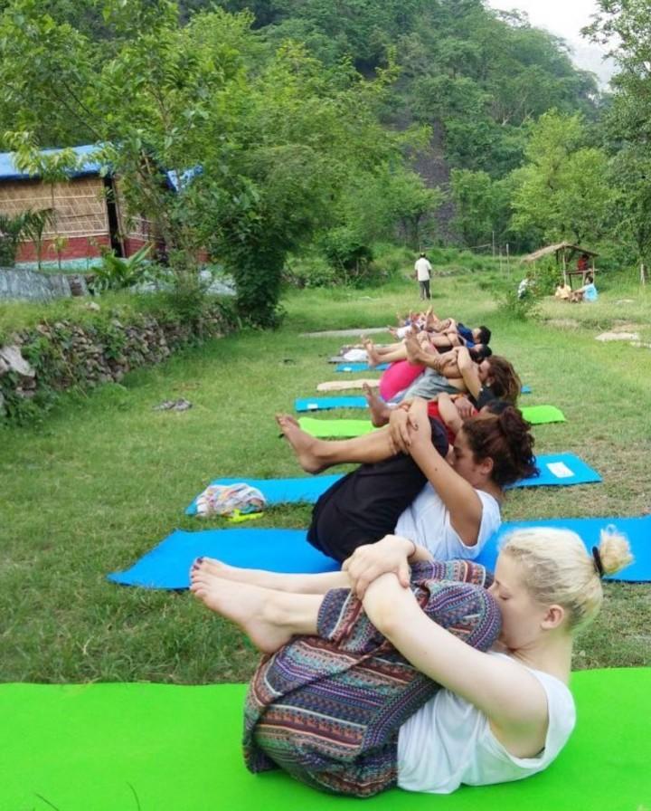 300 Hour Yoga TTC Course In Rishikesh