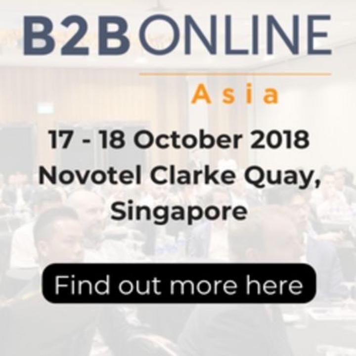 B2B Online Asia - 17-18 October 2018