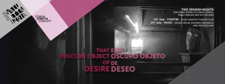 The Obscure Object of Desire - Theatre