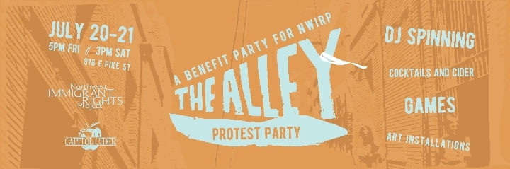 The Alley Protest Party