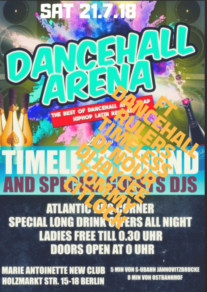 Dancehall Arena The Best Of * Dancehall *Afro