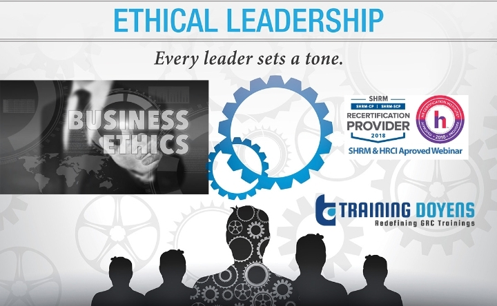 Business Ethics for Leaders- Setting the Ethi