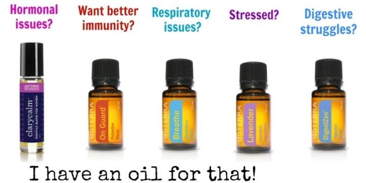 Intro til æteriske olier