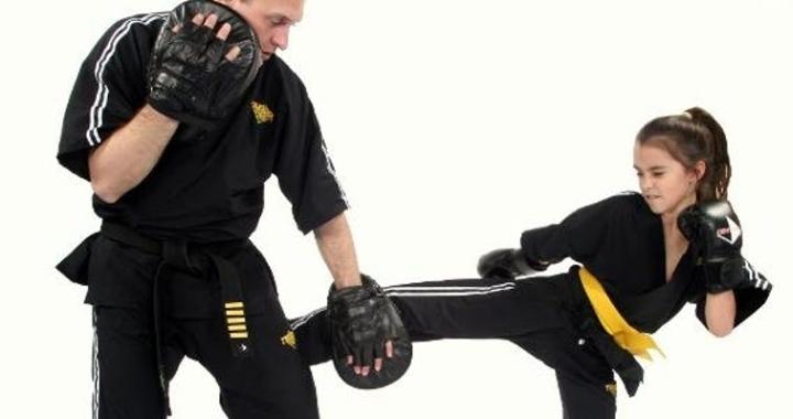 Free Karate for Confidence Workshop