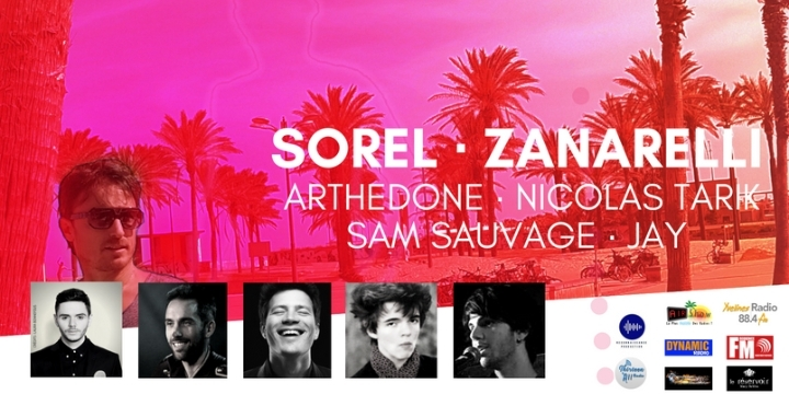 Sorel + Zanarelli etc. chantent au Réservoir