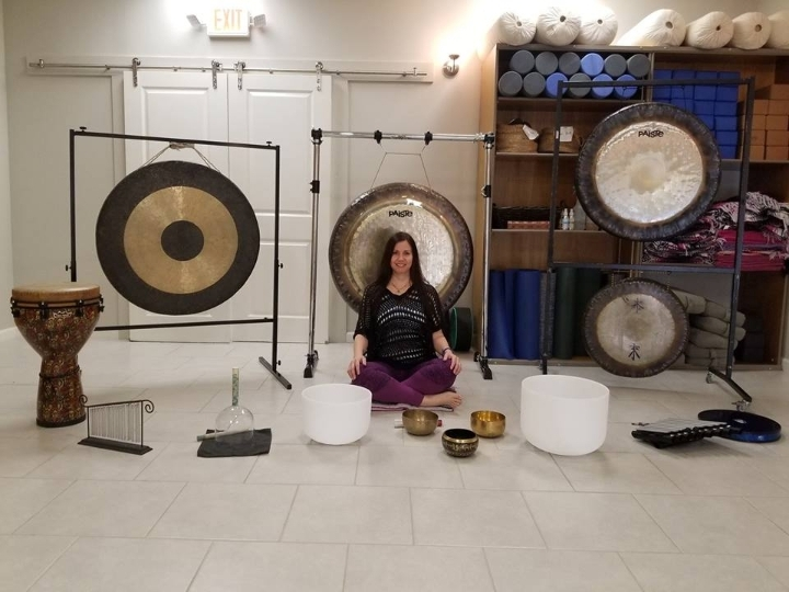 Sacred Sound Journey & Autumn Gong Meditation