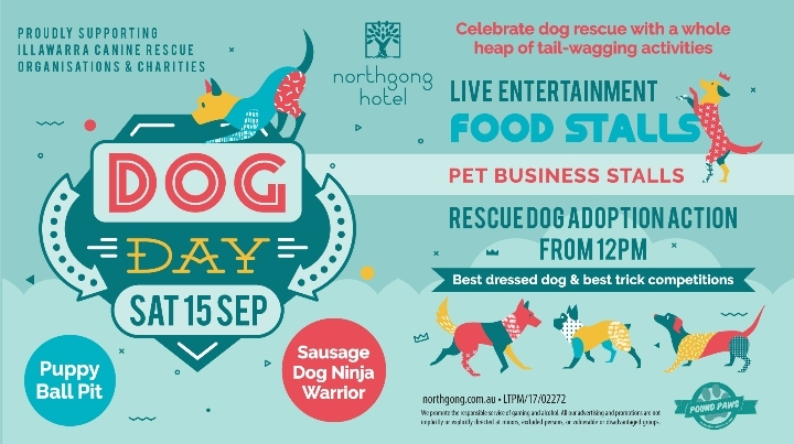 Dog Day 2018 // North Gong Hotel