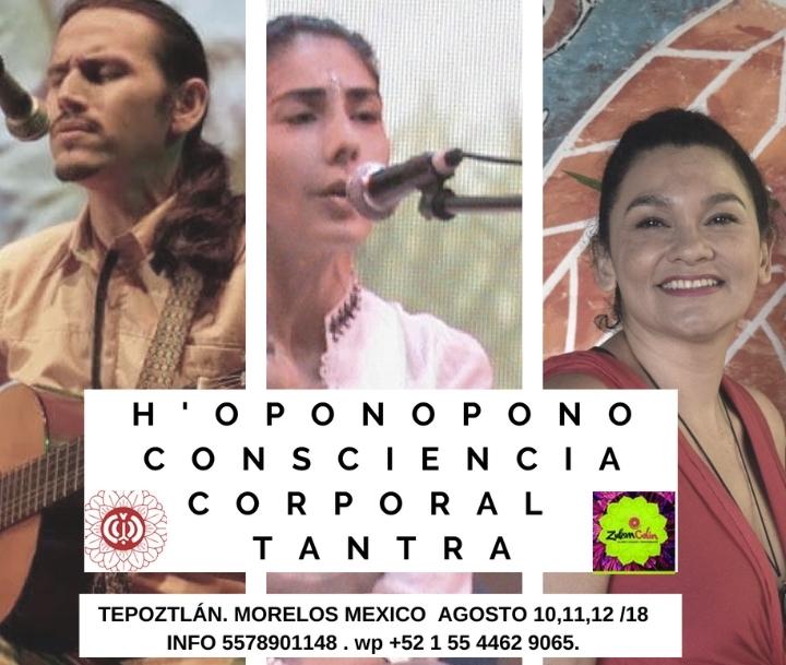 Tantra Ho'Oponopono México