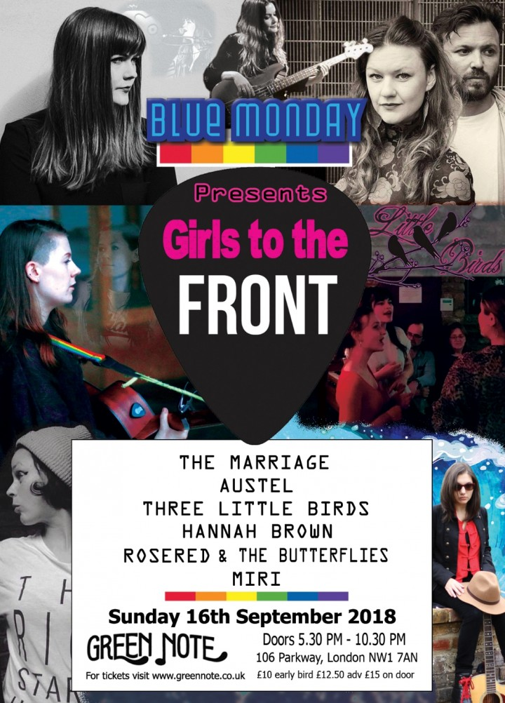 Girls To The Front # 9