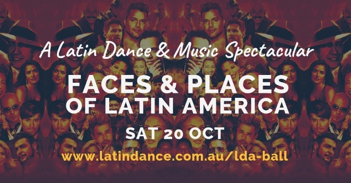 A Latin Dance & Music Spectacular