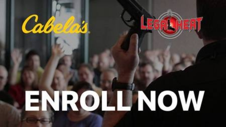 Concealed Carry Permit Class at Cabela's (MN,