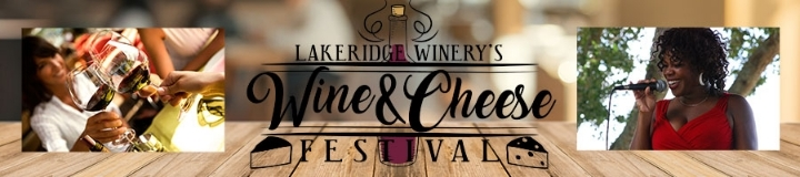 Wine & Cheese Festival