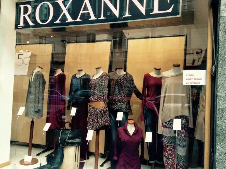 ROXANNE DI - Negozio d'abbigliamento Via Mada