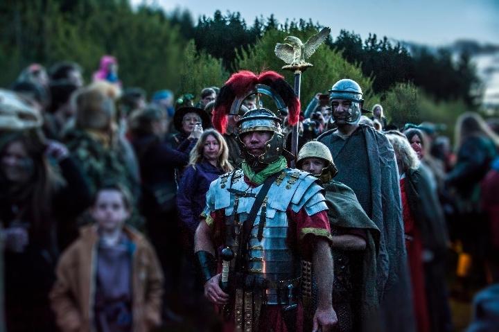 Butser IX Roman Legion weekend