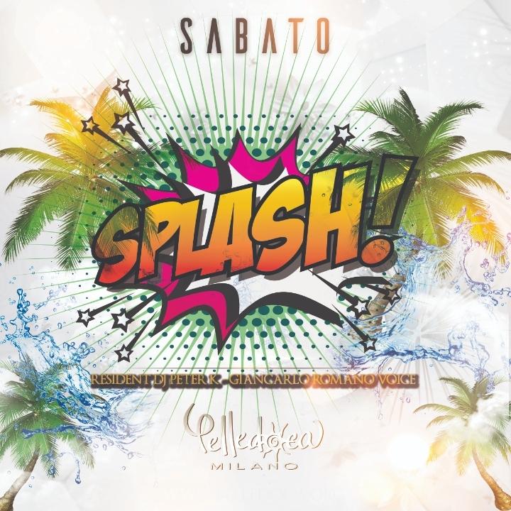 SPLASH! Il sabato di Milano