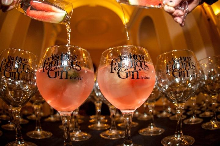 Gin & Rum Festival Liverpool 19th & 20th Octo