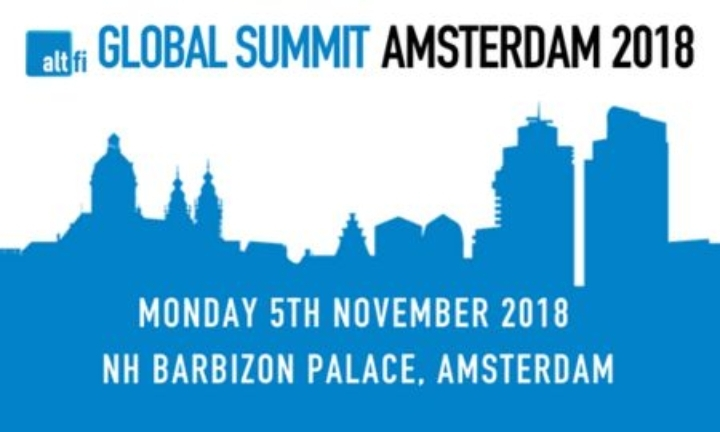 AltFi Amsterdam Summit 2018