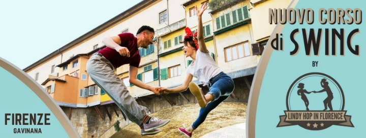 Nuovo corso di SWING by LINDY HOP in Florence