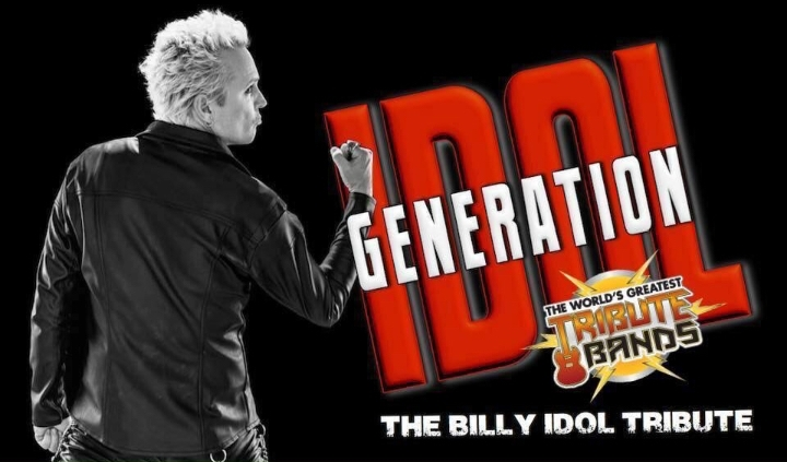 Billy Idol Tribute Generation Idol @ Canyon C