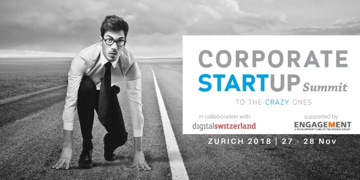 7th Corporate Startup Summit and Award