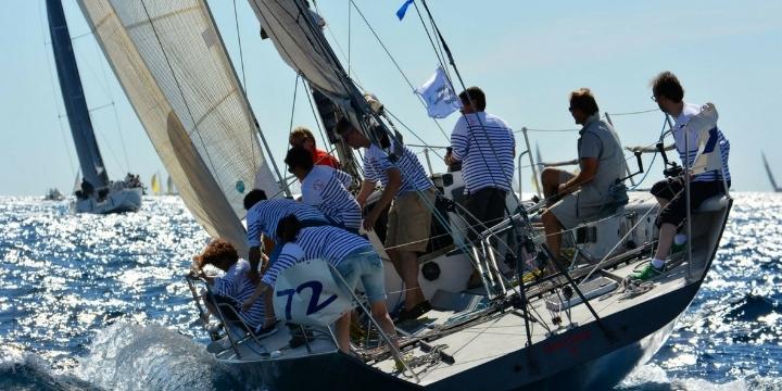 Suivre la Juris'Cup en voilier - régate Marse