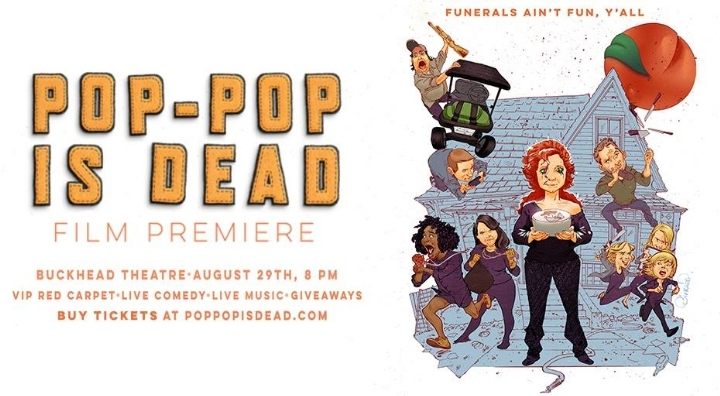POP POP IS DEAD Movie Premiere presented by C