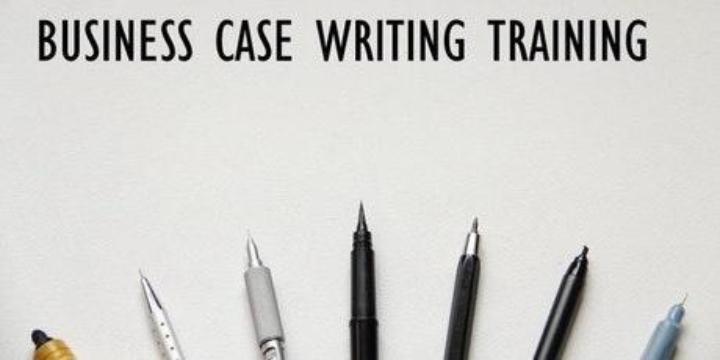 Business Case Writing Training in Brampton on