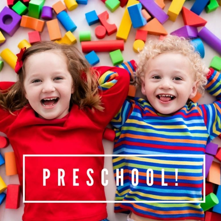 Preschool Open House!