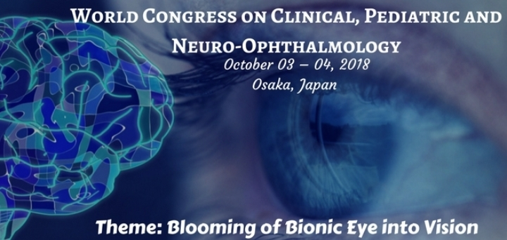 World Congress on Clinical, Pediatric & Neuro Ophthalmology