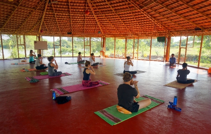 200 Hrs Traditional Hatha Yoga Teacher Training In India 5 May 2019