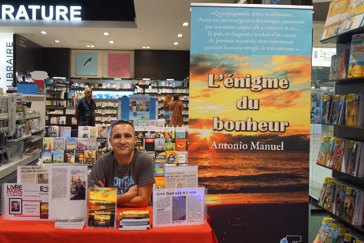 DEDICACE, Antonio MANUEL,