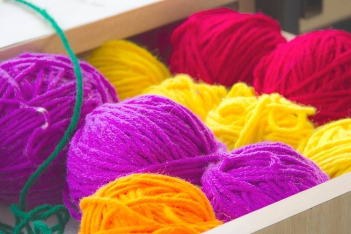 Darn This Yarn! Montly Knit and Crochet Circl