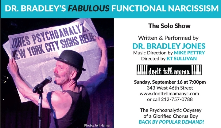 Dr. Bradley's Fabulous Functional Narcissism